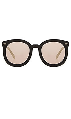 Karen Walker Superstars Super Duper Strength in Black & Gold Mirror