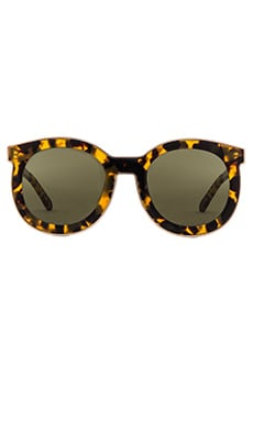Karen Walker Super Spaceship in Crazy Tort & Gold
