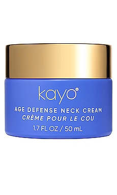 Age Defense Neck Cream Kayo Body Care $62