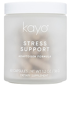 COMPLEMENTO STRESS SUPPORT Kayo Body Care $38