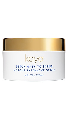 Detox Mask to Scrub kayo $54