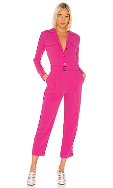 Soft Crepe Jumpsuit Kenzo $219 Collections