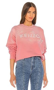 Bubble Pearls Sweatshirt Kenzo $347