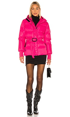 Short Belted Puffer Jacket Kenzo $695