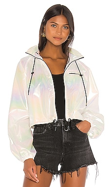 Cropped Packable Windbreaker Kenzo $198