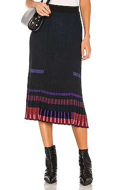Pleated Midi Skirt Kenzo $370 Collections