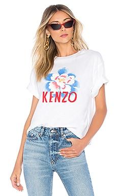 Boxy T Shirt Kenzo $75