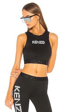 Sport Interlock Tank Kenzo $165 Collections