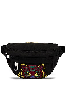 Canvas Tiger Belt Bag Kenzo $185