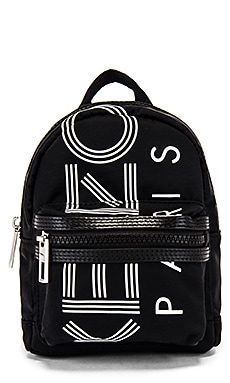Sport Logo Print Mini Backpack Kenzo $240 NEW ARRIVAL