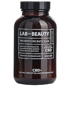 The Soothing Bath Soak LAB TO BEAUTY $60