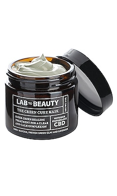 The Green Cure Mask LAB TO BEAUTY $60