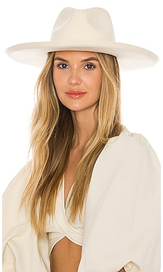 Melodic Fedora Lack of Color $129 NEW