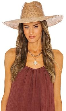Palma Wide Fedora Lack of Color $129