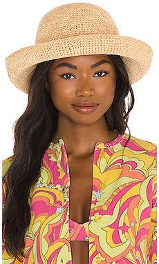 Raffia Cruiser Hat Lack of Color $129