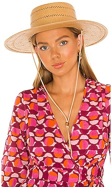 The Jacinto Hat Lack of Color $99 Sustainable