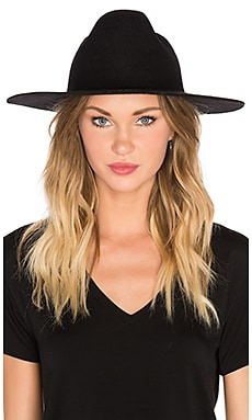 The Indo Hat in Black