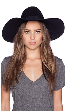 Lack of Color Montana Midnight Muse Hat in Black