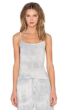 LACAUSA Easy Slip Tank in Angel Wash Moss