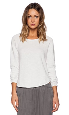 LACAUSA Felpa Pullover Sweatshirt in Lighthouse