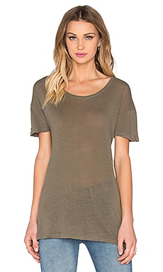 Hemp Smith Tee in Root