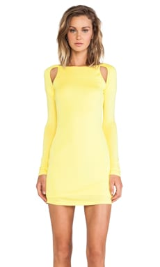 Ladakh Chill Out Dress in Citrus