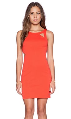 Ladakh Total Recall Dress in Flame