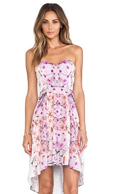 Ladakh Floral Mirage Dress in Floral Mirage Print