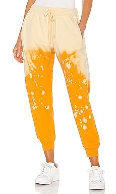 Acid Wash Sunrise Sweatpant La Detresse $170 NEW