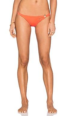L'Agent by Agent Provocateur Adrina Bikini Bottom in Neon Melon