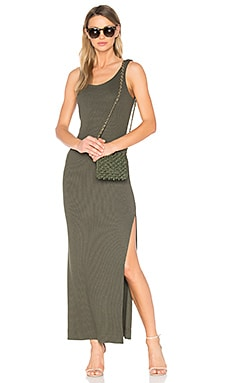 Ada Dress in Olive