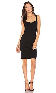 Купить Платье миди emma - L'AGENCE, Миди, Китай, Черный