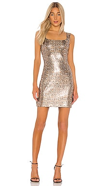 Auden Sequin Dress L'AGENCE $495