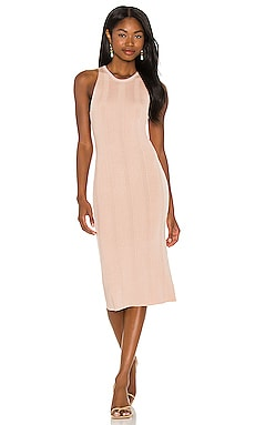 Shelby Bodycon Dress L'AGENCE $210 Collections