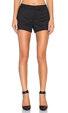L'AGENCE Kamila Short in Black