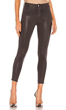 Coated Margot High Rise Skinny L'AGENCE $152