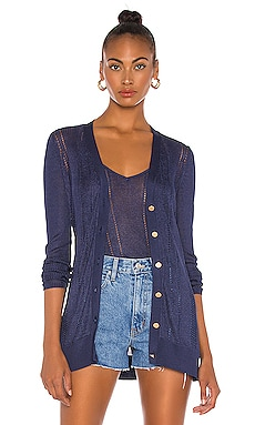 Millie Button Down Cardigan L'AGENCE $350