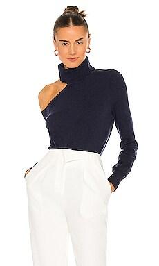 Easton One Shoulder Sweater L'AGENCE $295