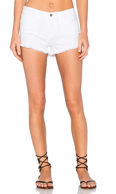 SHORTS DENIM ZOE L'AGENCE $91