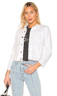 Джинсовая куртка janelle - L'AGENCE