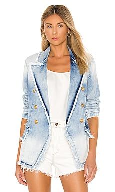 Kaydence Fray Jacket L'AGENCE $550