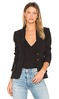 Le Parker Blazer in Black