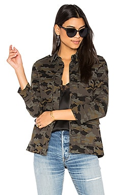 The Cromwell Jacket in Camo Multi