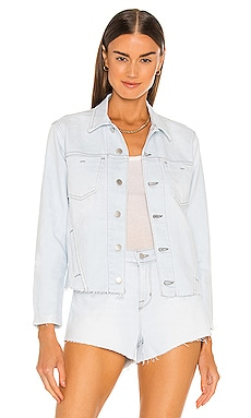 Janelle Slim Jacket L'AGENCE $225 Collections