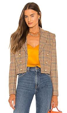 Inez Cropped Blazer L'AGENCE $595