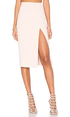 Yvonne Pencil Skirt in Quartz