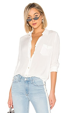 Купить Блузку ryan - L'AGENCE белого цвета