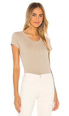 Cory Scoop Neck Top L'AGENCE $85