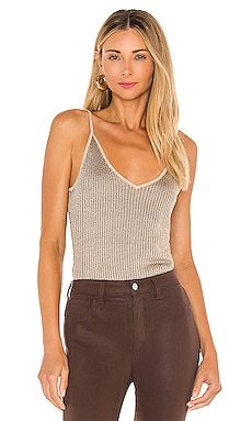 Hayek Knit Cami L'AGENCE $235 Collections