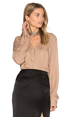 Rita Blouse in Chanterelle